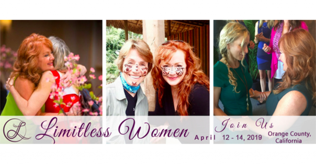 Limitless Women Event - April 12-14, 2019